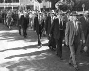 Anzac Day March 1962